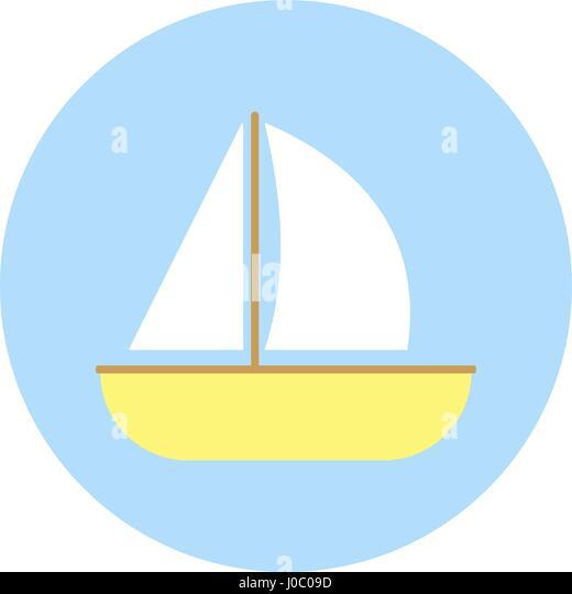 Drawing Sail Boat Stock Photos & Drawing Sail Boat Stock ...