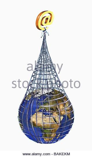 World Wide Web - Stock-Bilder