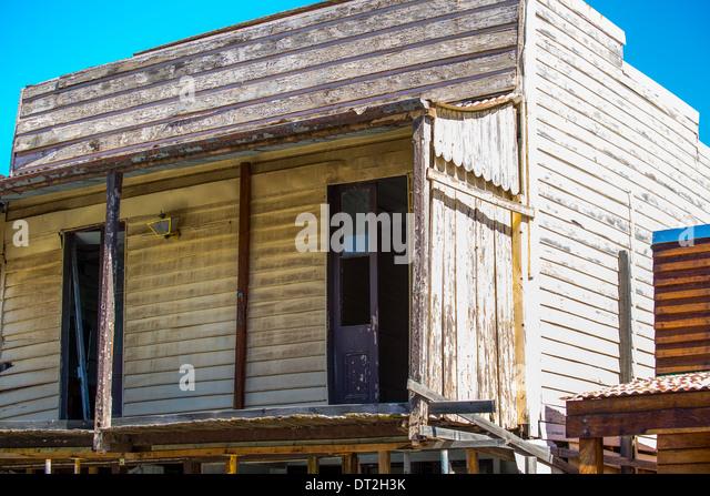 Australian typical Shop front of 1800s - Stock-Bilder