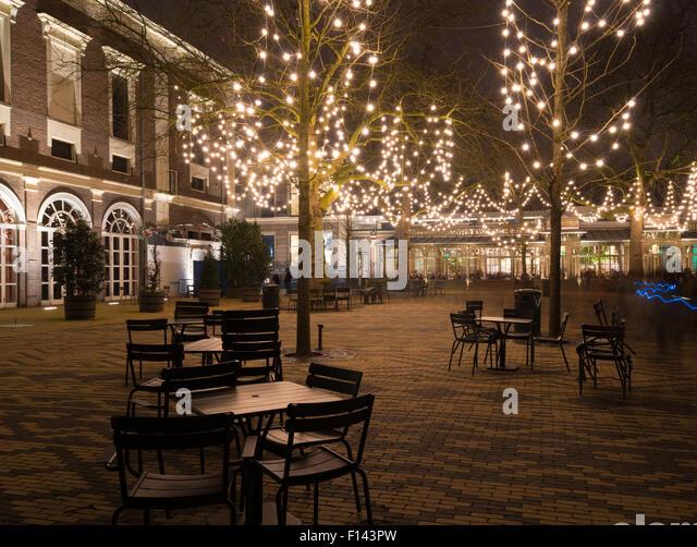 Night cafe amsterdam stock photos night cafe amsterdam for 4 holland terrace needham ma