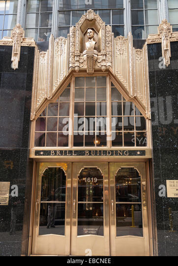 the brill building Brill holdings is in contract to buy the landmarked 11-story office and retail brill building in times square for $295 million.