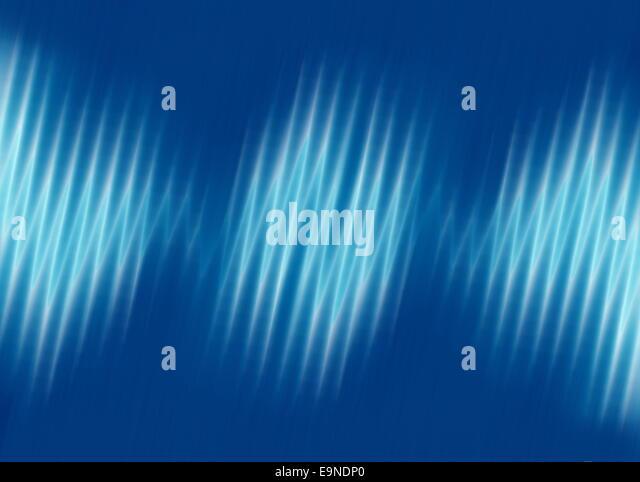 Sound waves - Stock-Bilder