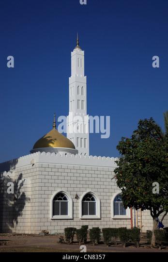 Freitagsmoschee von Sohar, Oman - Stock-Bilder