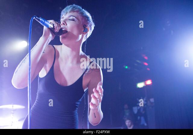 Halsey O Ashley Nicolette Frangipane: Ashley Nicolette Frangipane Stock Photos & Ashley