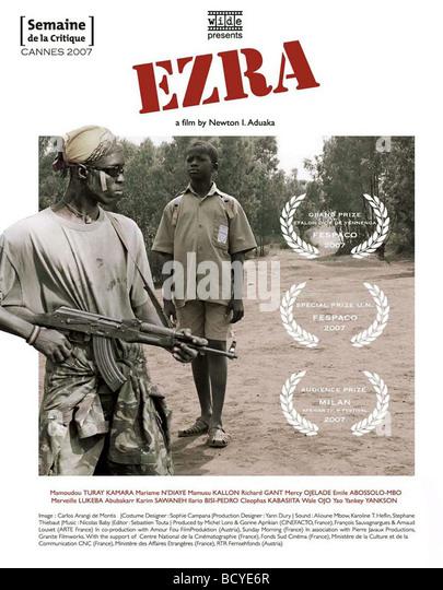Ezra Year : 2007 Director : Newton I Aduaka Movie poster - Stock-Bilder