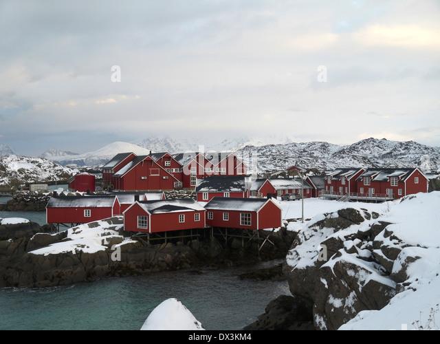 vestvågøy Kirkenes