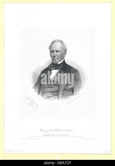 Silliman, Benjamin - Stock Image