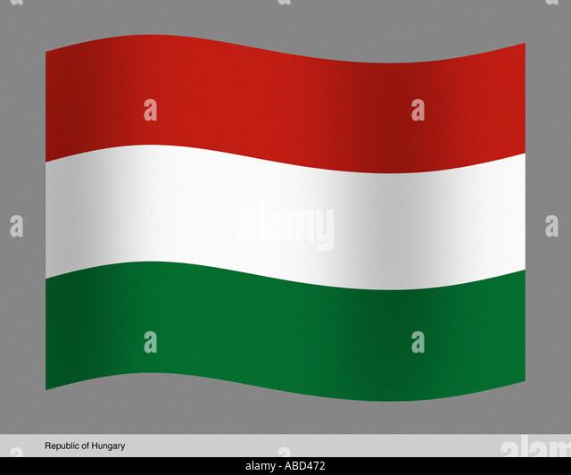 Republic of Hungary - Stock-Bilder