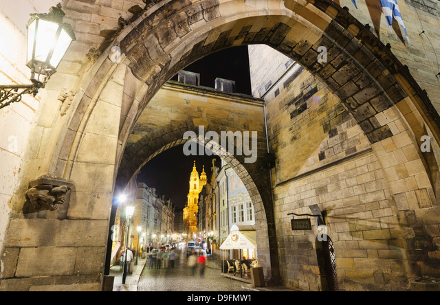 Prague, Czech Republic - Stock-Bilder