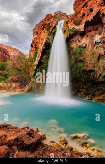 Foyer Oasis Grand Falls : Grand river reservation stock photos