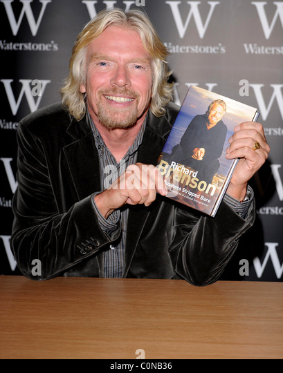 business stripped bare From its creation as a mail-order record company to the literal launch of virgin galactic, today virgin is one of the premier 'way-of-life' brands in the world, trusted and enjoyed by many millions of peoplein business stripped bare, sir richard.