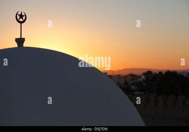 Kairouan Tunisia travel tourism - Stock-Bilder