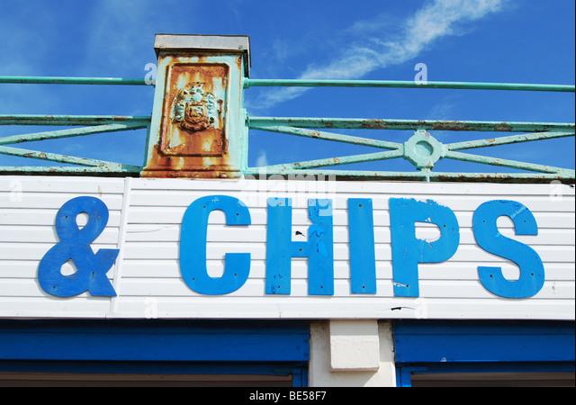 Chips - Stock-Bilder