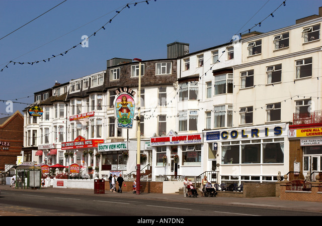 Blue Moon Hotel Blackpool