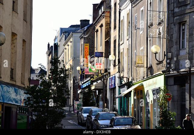 Centre ville stock photos centre ville stock images alamy for Chambre de commerce francaise a montreal