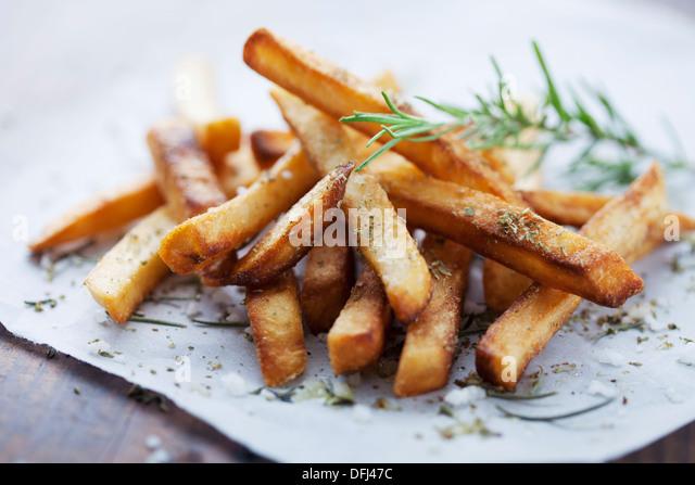 potato chips - Stock Image
