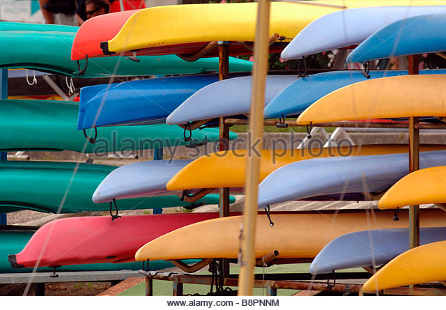 rowing - Stock Image