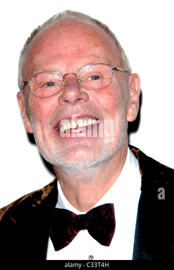 Bob Harris The Emeralds and Ivy Ball for Cancer Research UK, held at Battersea Park London, England - 21.11.08 Vince - Stock Image