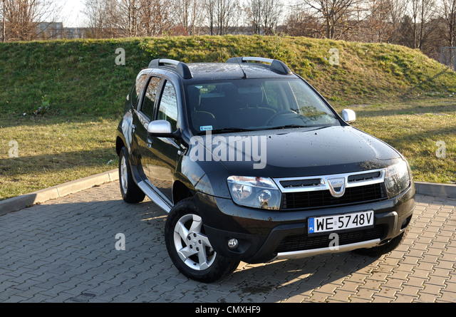 car dacia stock photos car dacia stock images alamy. Black Bedroom Furniture Sets. Home Design Ideas