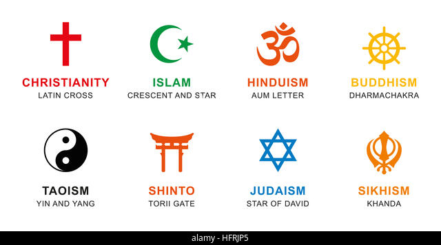 Major Religious Symbols Of The World Meinafrikanischemangotabletten