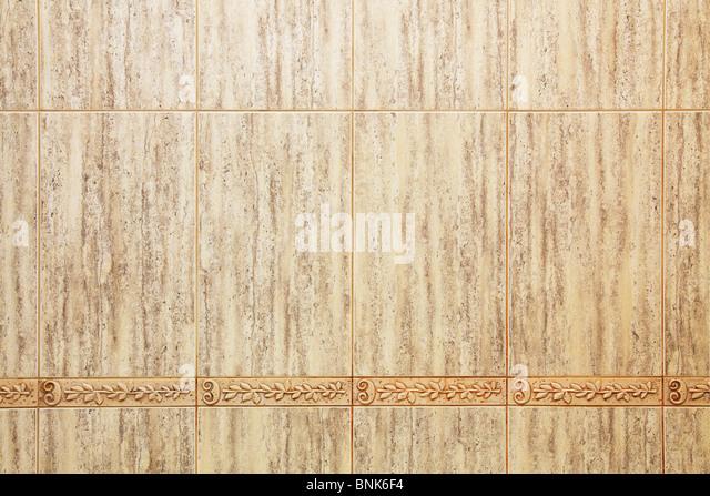 Ceramic tile - Stock-Bilder
