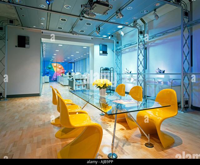 Office interior design london stock photos office for Interior design office london