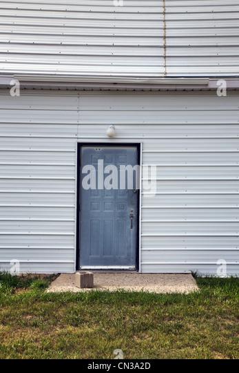 Door in a building - Stock-Bilder