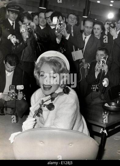 Apr 01, 2009 - London, England, United Kingdom - MARLENE DIETRICH (27 December 1901 Ð 6 May 1992) was a German - Stock Image