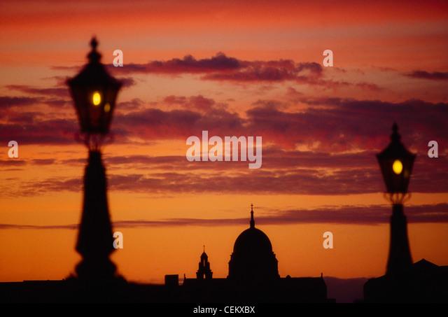 Galway City, Ireland - Stock Image