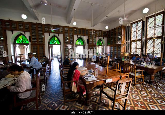 David Sassoon Library And Reading Room Mumbai Maharashtra