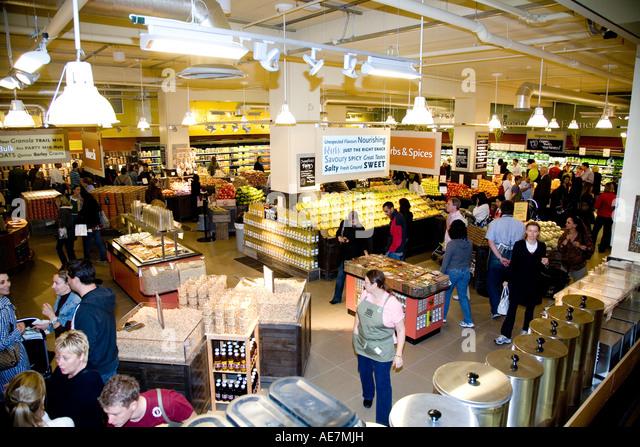 Whole Foods Kensington Cafe