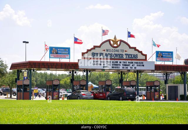 Six Flags Over Texas Arlington Texas Usa Html Autos Weblog