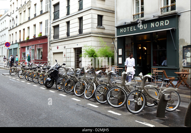 Hotel Du Nord Le Pari Velo