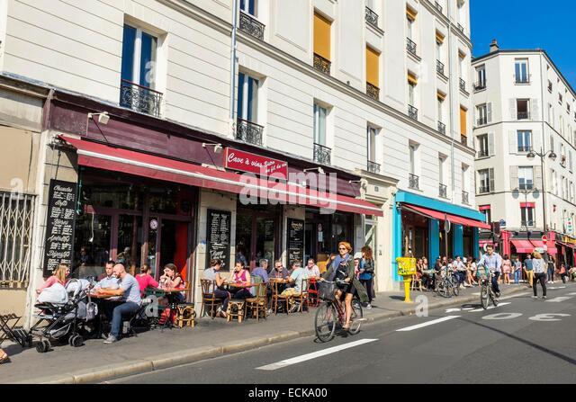 Restaurant saint martin de re stock photos restaurant saint martin de re stock images alamy - Restaurant quai de valmy ...