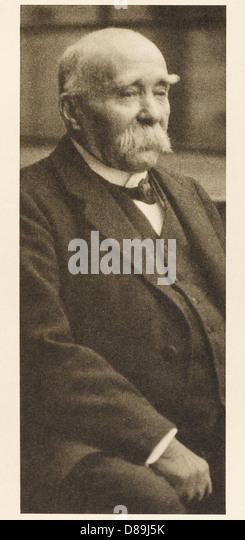 Clemenceau Coburn - Stock Image