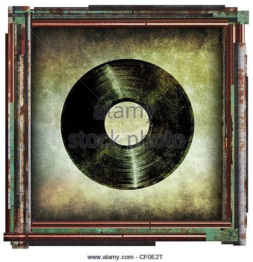 record picture - Stock-Bilder