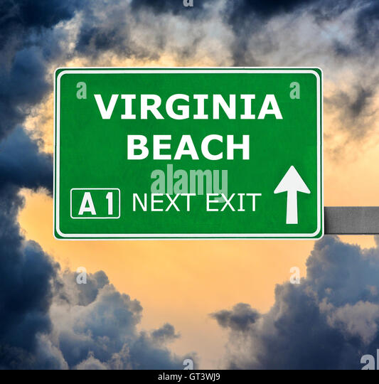 Welcome To Virginia Sign Stock Photos & Welcome To