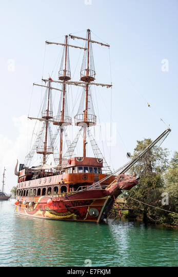 Pirate Ship Granville Island
