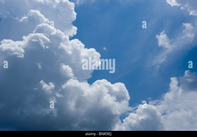 Sky and Clouds - Stock-Bilder