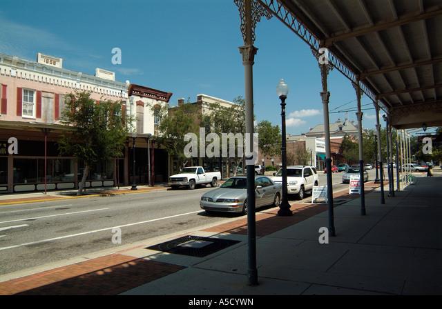 Downtown pensacola stock photos downtown pensacola stock for Architectural concepts pensacola florida