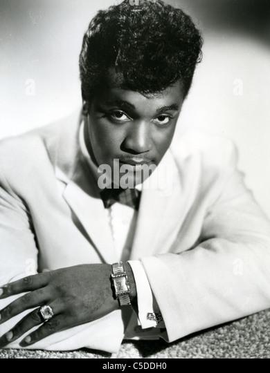 LLOYD SIMS  Promotional photo of US singer - Stock Image