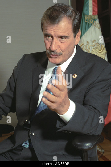 vicente fox quesada a president of mexico Get information, facts, and pictures about vicente fox quesada at encyclopediacom make research projects and school reports about vicente fox quesada easy with.