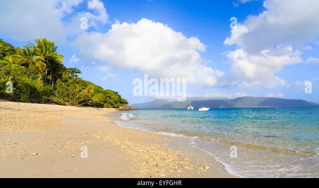 Fitzroy Island Queensland: Welcome To Australia Stock Photos & Welcome To Australia