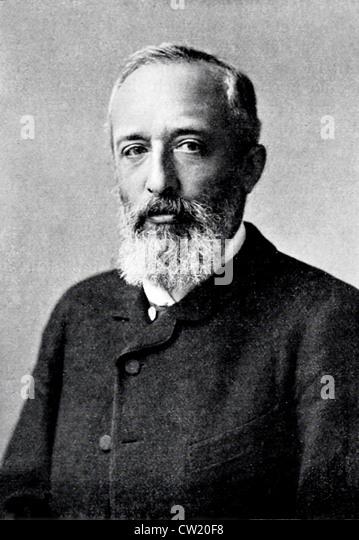Hermann Levi - Stock Image