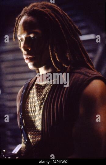 Gary Dourdan / Alien: Resurrection / 1997 directed by Jean-Pierre Jeunet [Twentieth Century Fox Film Corpo] - Stock Image