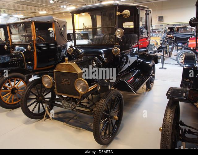 All Ford Car Show Plain City Ohio