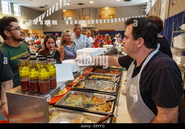 St Nicholas Greek Orthodox Cathedral Food Festival