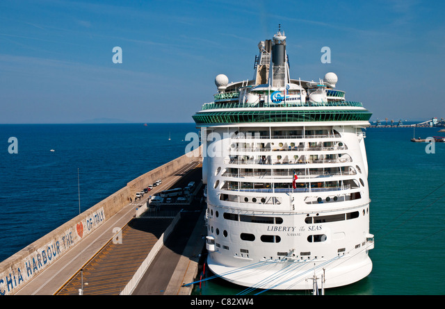 Civitavecchia cruise stock photos civitavecchia cruise - Port of civitavecchia cruise terminal ...