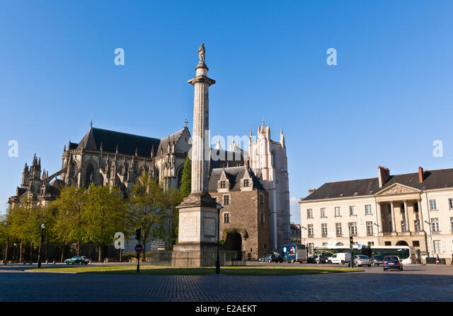 nantes cathedral stock photos nantes cathedral stock images alamy