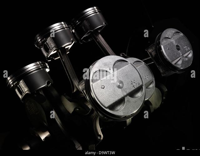 engine part - Stock Image
